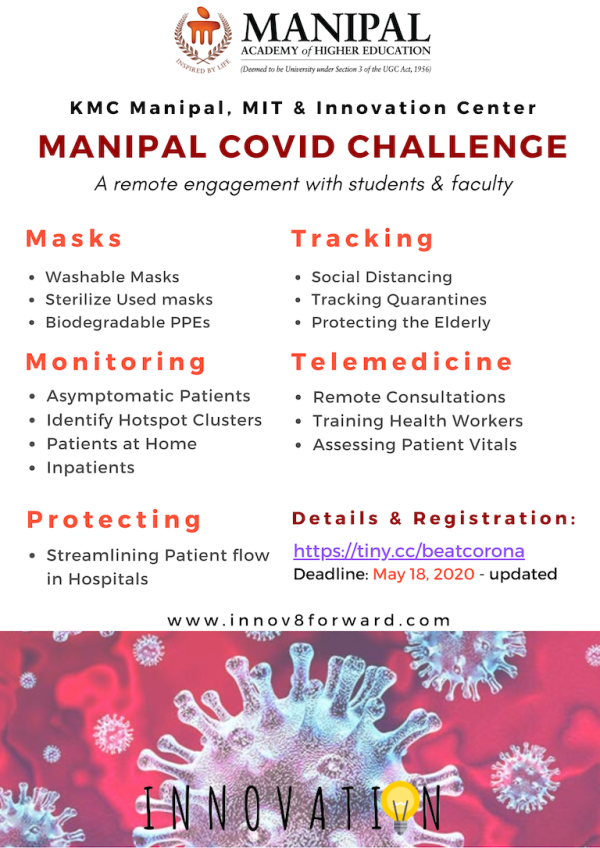 Manipal Covid Challenge