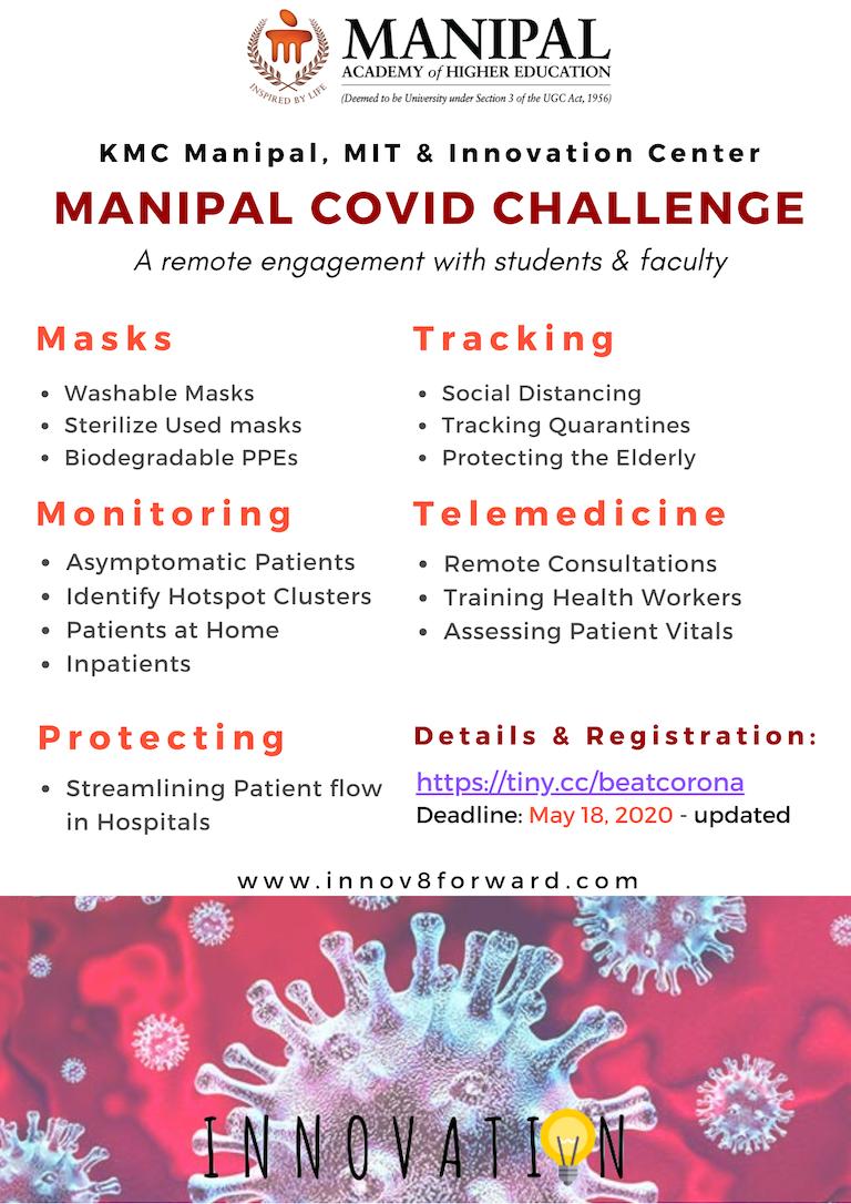 Manipal Covid Challenge